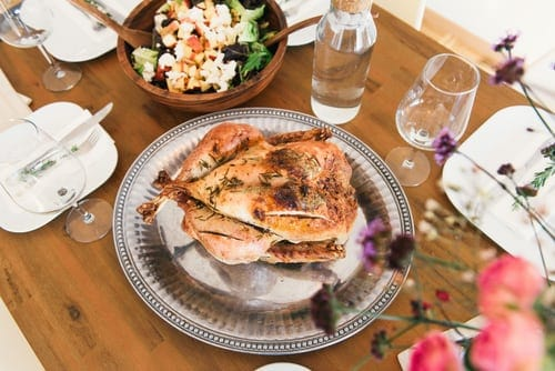 Tips for Planning Healthy Dinner Parties